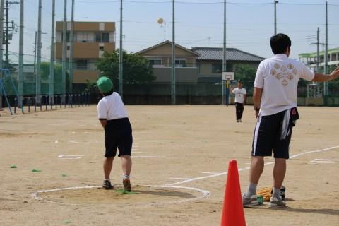 5月17日 スポーツテスト
