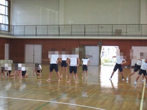 運動会練習