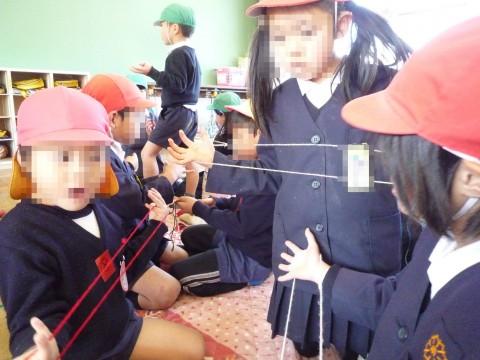 1年生 幼稚園との交流