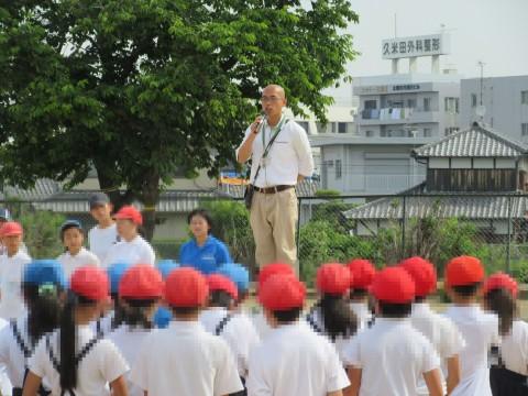 吉村先生の話
